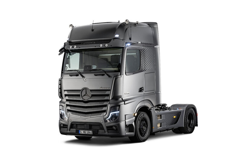 Picture 3 - Actros